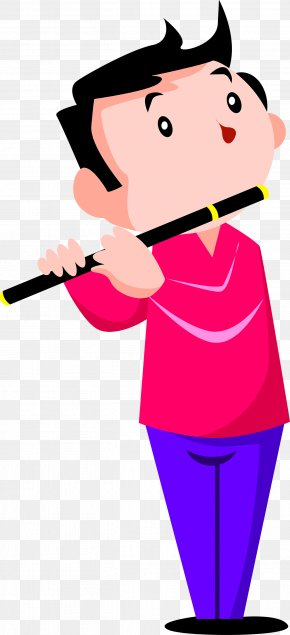 Flute - Flute Musical Instrument Illustration PNG