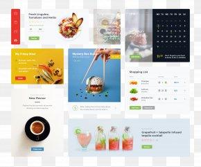 Food Web Design Templates - Web Page Web Template System Web Design PNG