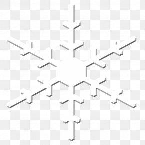 Snow Flake - Snowflake Winter PNG