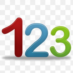 Number Symbol Icon - #ICON100 Number Icon Design PNG