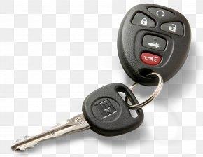 Key - Transponder Car Key Transponder Car Key General Motors Lock PNG