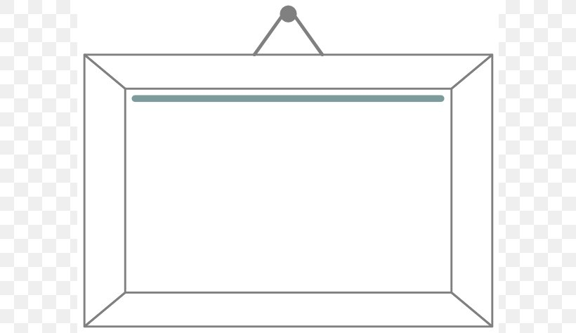 Picture Frame Royalty-free Clip Art, PNG, 600x474px, Picture Frame, Area, Black And White, Diagram, Drawing Download Free