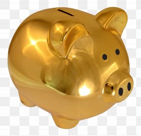 Piggy Bank - Piggy Bank Saving PNG