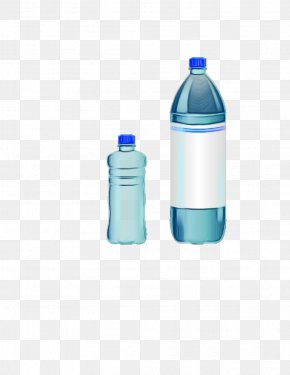 Drinking Water Liquid - Plastic Bottle PNG