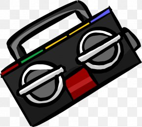 Boombox Pictures - Club Penguin Boombox Wiki Clip Art PNG