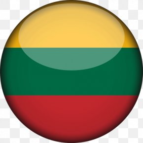 Flag - Flag Of Lithuania National Flag Gallery Of Sovereign State Flags PNG