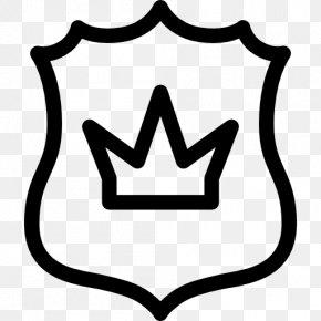 Queen Crown - Shield PNG