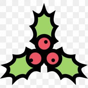 Christmas - Christmas Santa Claus Flashcard Holiday Clip Art PNG