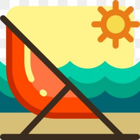 Chairs On The Beach - Icon Design Hammock Share Icon Icon PNG