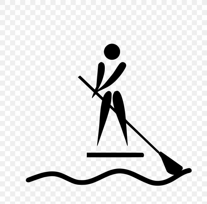 Clip Art Standup Paddleboarding Pictogram, PNG, 1214x1200px, Paddleboarding, Architecture, Blackandwhite, Line Art, Logo Download Free