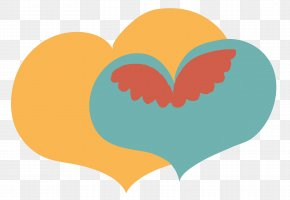 Vector Heart - Euclidean Vector Download Clip Art PNG