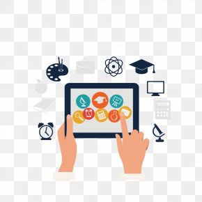 Creative Computer Network Ppt - Student Learning Management System Educational Technology Massive Open Online Course PNG