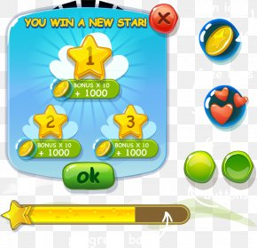 Game UIGAME Gold Coins - User Interface Game Icon PNG