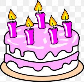 June 5th Cliparts - Birthday Cake Tart Cupcake Cream Clip Art PNG