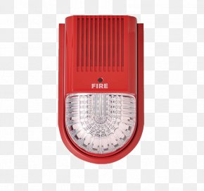 Red Plastic Shell Fire Alarm - Fire Alarm System Fire Alarm Control Panel Security Alarm Alarm Device Strobe Light PNG