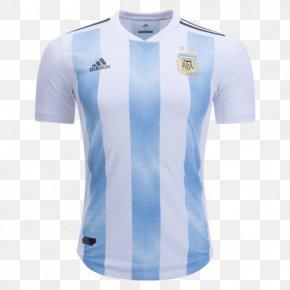 Football - 2018 World Cup 2014 FIFA World Cup Argentina National Football Team Copa América Jersey PNG
