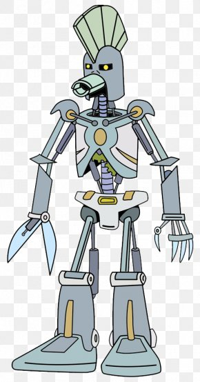 Boddha Figure - Cybernetic Ghost Of Christmas Past From The Future Television PNG