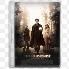The Illusionist - Poster Film PNG