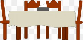 Dining Table Cliparts - Table Dinner Dining Room Buffet Clip Art PNG