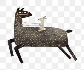 Deer - This Is Not My Hat I Want My Hat Back Illustrator Drawing Illustration PNG
