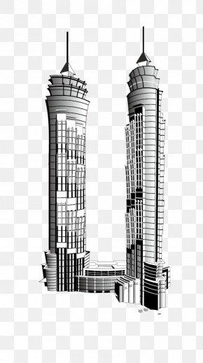 World Skyscrapers - Burj Khalifa New York City Skyscraper High-rise Building PNG