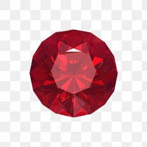 Ruby - Ruby Gemstone Corundum PNG