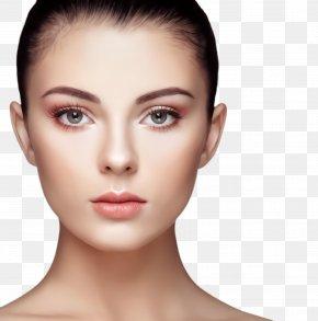 Beauty Nose - Face Hair Eyebrow Skin Cheek PNG