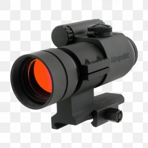 Sights - Red Dot Sight Aimpoint AB Reflector Sight Aimpoint CompM4 PNG