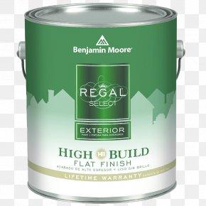 Paint - Paint Sheen Benjamin Moore & Co. Building Color PNG