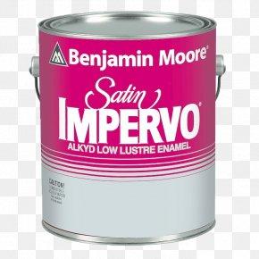 Paint - Benjamin Moore & Co. Enamel Paint Acrylic Paint Color PNG