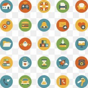 Daily Small Scale - Flat Design Icon Design Graphic Design Icon PNG