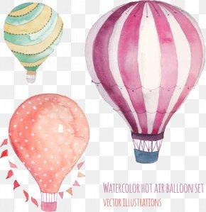 Hot Air Balloon Vector - Hot Air Balloon Drawing Stock Photography PNG