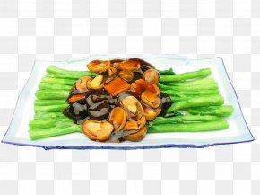 Mushrooms Grilled Kale,Mushrooms - Vegetarian Cuisine Hot Pot Chinese Broccoli Kale Stir Frying PNG