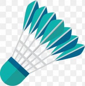 Badminton - Badminton Shuttlecock Sport T-shirt PNG