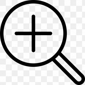 Magnifying Glass - Illustration Magnifying Glass PNG