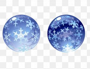 Individual Energy Ball - Snow Globe Sphere PNG