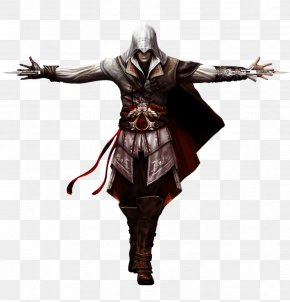 Assassin Vector - Assassin's Creed II Ezio Auditore Assassin's Creed: Revelations Assassin's Creed: Brotherhood PNG