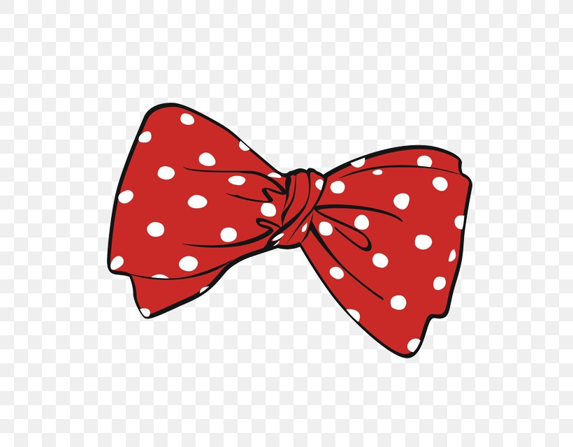 Red Bow Tie Drawing