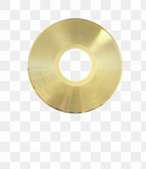 Gold CD - Optical Disc Compact Disc Download PNG