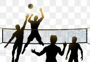 Wa Clipart - Beach Volleyball Sport Clip Art PNG