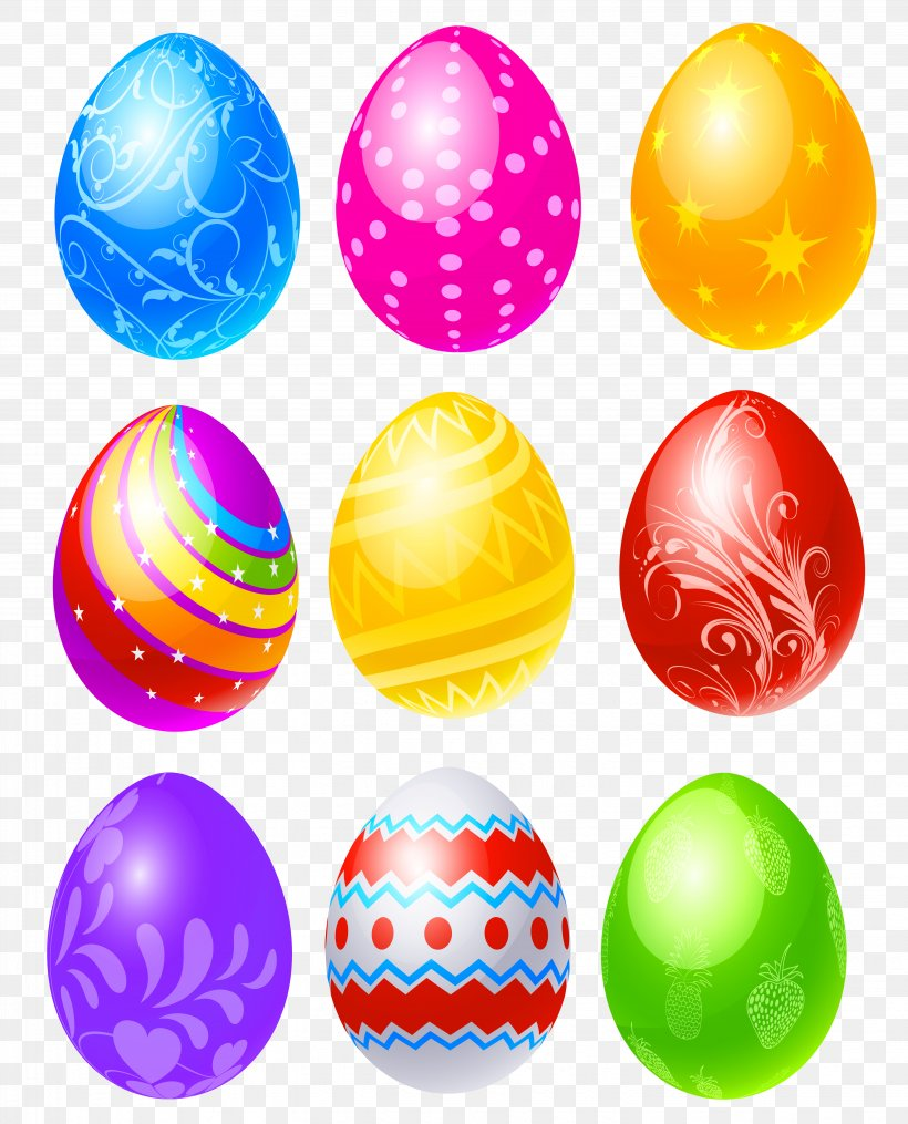 Easter Eggs, PNG, 5901x7311px, Easter Bunny, Ball, Balloon, Chinese Red Eggs, Chocolate Download Free