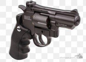 Weapon - Revolver Gun Barrel Firearm Air Gun Trigger PNG