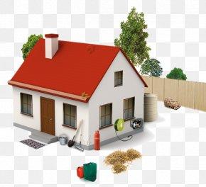 Vegetation - House Plan Home Real Estate Building PNG