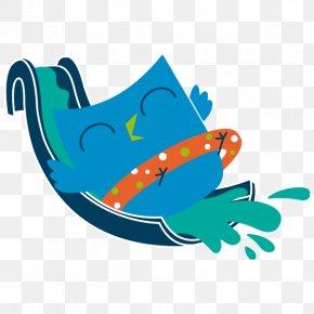 Summer Kids Banner Fun - Clip Art Illustration Product Design Logo PNG