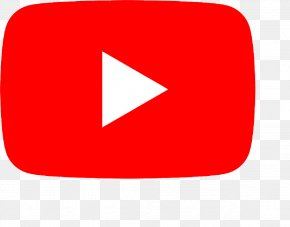 Youtube Icon Transparent Background - Social Media YouTube Logo PNG