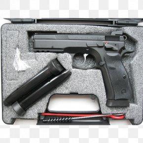 Weapon - Trigger CZ 75 SP-01手枪 Česká Zbrojovka Uherský Brod CZ-USA PNG
