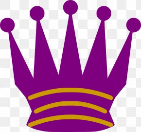 Crown - Chess Piece Queen King Clip Art PNG