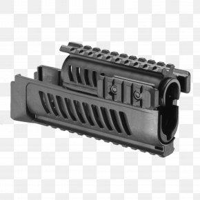 Ak 47 - M4 Carbine Handguard AK-47 Vz. 58 Picatinny Rail PNG