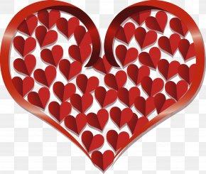 Valentine's Day Love - Valentines Day Heart Love Logo PNG