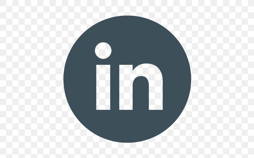 Logo Linkedin Transparency Png 512x512px Logo Brand